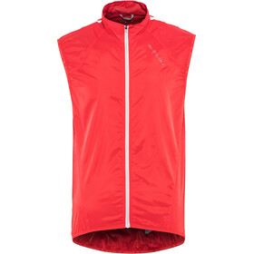 Endura Pakagilet II Windproof Vest Herrer, red